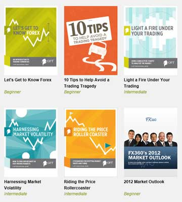 Forex broker rating 2012